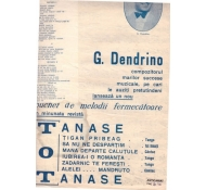 PUBLICITARE-ADVERTISING-ROMANIA-MELODIA MANA DEPARTE CALUTULE