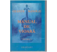 MANUAL DE VIOARA-GEANTA MANOLIU