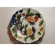 FARFURIE DECOR PORTELAN HAND-PAINTED, D=21CM