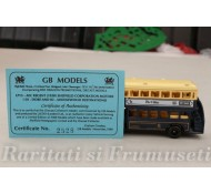 JUCARIE AUTOBUZ MADE IN ENGLAND 8.5X4.5CM