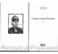 URAGAN ASUPRA EUROPEI - VINTILA CORBUL/EUGEN BURADA, VOL.I+VOL.II