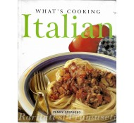 WHAT`S COOKING - PENNY STEPHENS