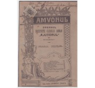 FRAGMENT DE REVISTA 1908