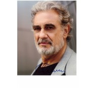 AUTOGRAF PLACIDO DOMINGO