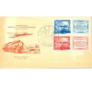 FDC-10 DECEMBRIE 1949